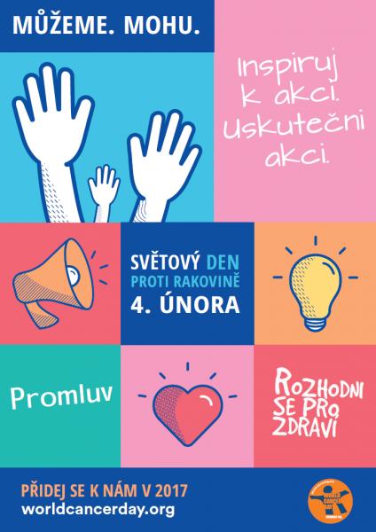 Připojte se k prevenci rakoviny prsu